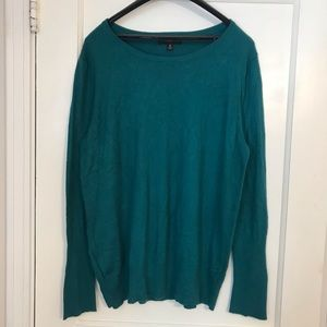 Mossimo Teal Layering Sweater